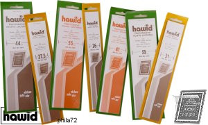 Bandes Hawid Simple soudure au format de 210 x 40 mm - paquet de 25 bandes