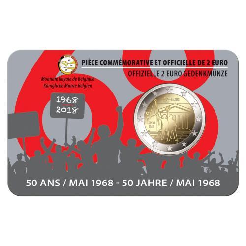 Pièces De 2 Euros Commémoratives 2004 à 2018 Monnaies 2 Euros