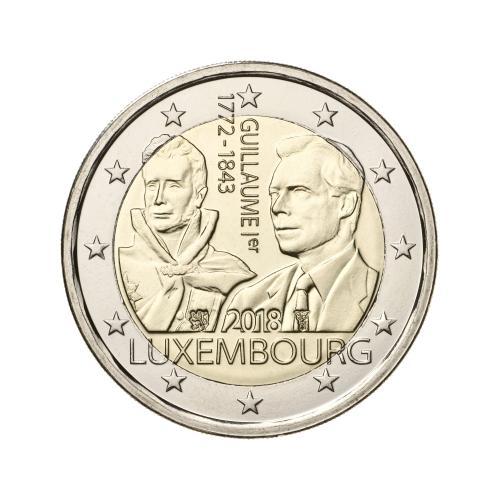 Pieces De 2 Euros Commemoratives 2004 A 2018 Monnaies 2 Euros