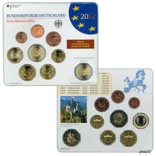 Pieces Euro Collection De Monnaies 2 Euros Commémoratives Series